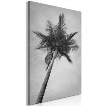 Tablou - High Palm Tree (1 Part) Vertical