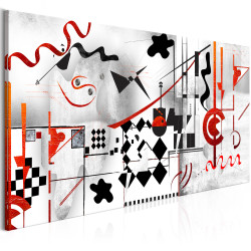 Tablou - Maze (1 Part) Wide