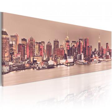 Tablou - New York - City of Light