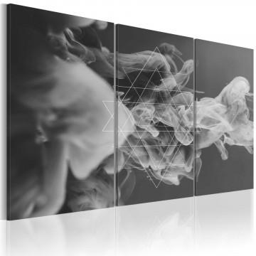 Tablou - Smoke and symmetry
