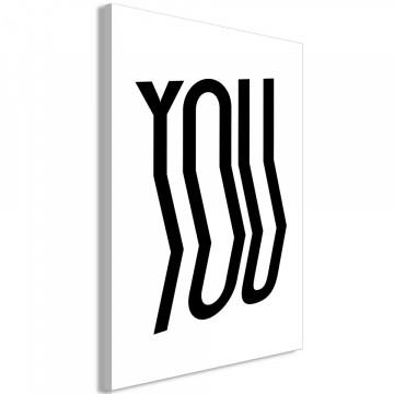 Tablou - You (1 Part) Vertical