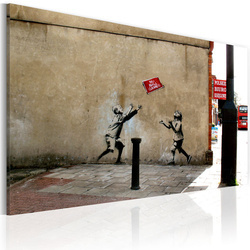 Tablou - No ball games (Banksy)