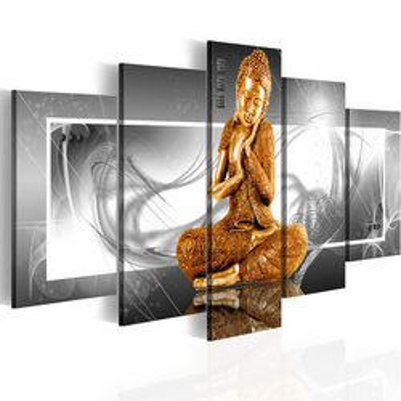 Tablou - Buddhist prayer