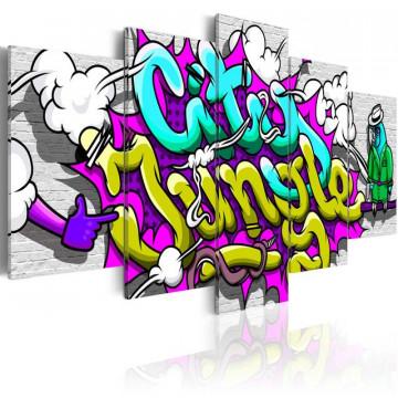 Tablou - City Jungle