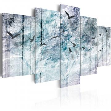 Tablou - Blue Forest