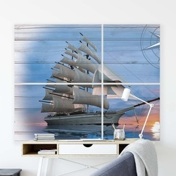Beach & Coastal Canvas Photo Print