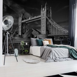 Bridge Photo Wallpaper Mural