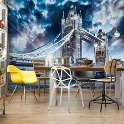 City London Tower Bridge Photo Wallpaper Wall Mural