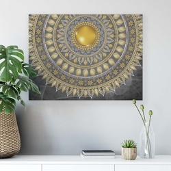 Ethnic Canvas Photo Print