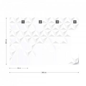 Fototapet 3D – Piramide în Relief