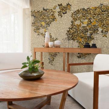 Fototapet - A home for butterflies