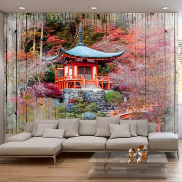 Fototapet autoadeziv - Autumnal Japan