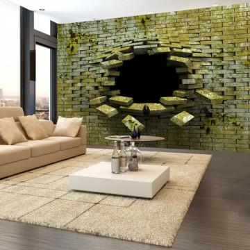 Fototapet autoadeziv - Spellbound bricks