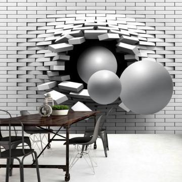 Fototapet - Brick In The Wall