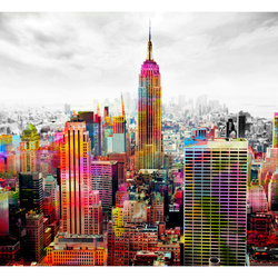 Fototapet - Colors of New York City II