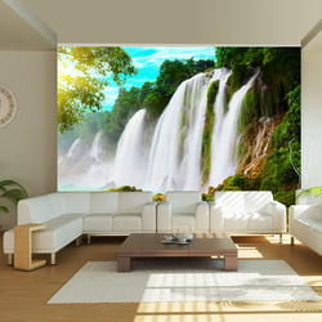 Fototapet - Detian - waterfall (China)