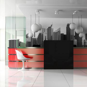 Fototapet - Elegant skyscrapers