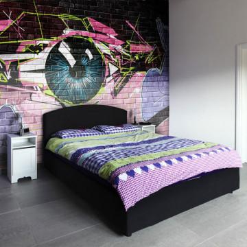 Fototapet - eye (graffiti)