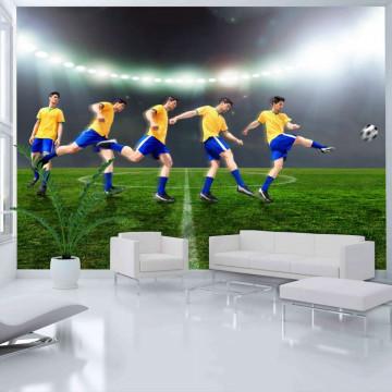 Fototapet - Great footballer