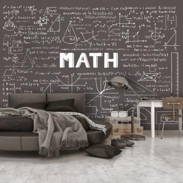 Fototapet - Mathematical Handbook