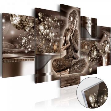 Imagine pe sticlă acrilică - Inner Harmony [Glass]