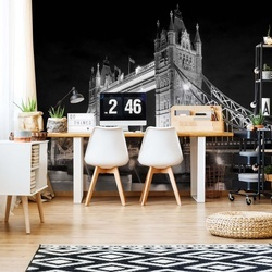 London Tower Bridge Photo Wallpaper Wall Mural