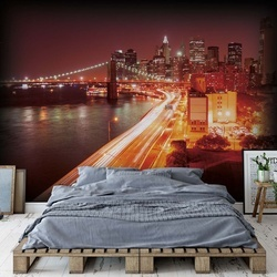 New York City Photo Wallpaper Wall Mural