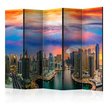 Paravan - Afternoon in Dubai II [Room Dividers]