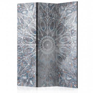 Paravan - Blurred Mandala [Room Dividers]