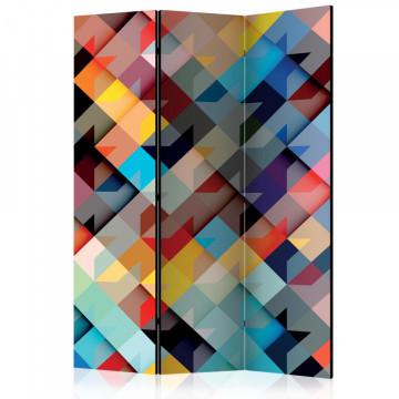 Paravan - Colour Patchwork [Room Dividers]