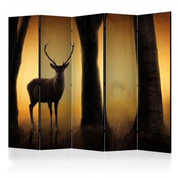 Paravan - Deer in his natural habitat II [Room Dividers]