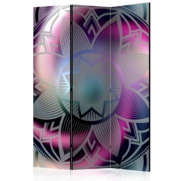 Paravan - Flowery Mandala [Room Dividers]
