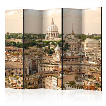 Paravan - Rome: panorama II [Room Dividers]