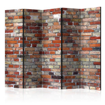 Paravan - Urban Brick II [Room Dividers]