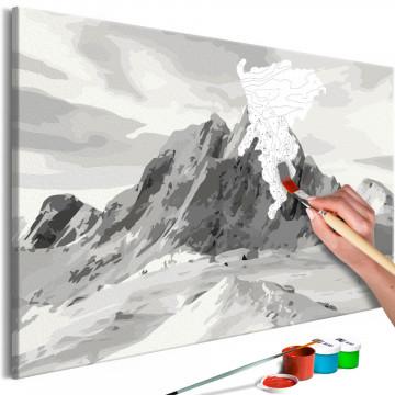 Pictatul pentru recreere - Alps Panorama