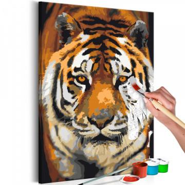 Pictatul pentru recreere - Asian Tiger