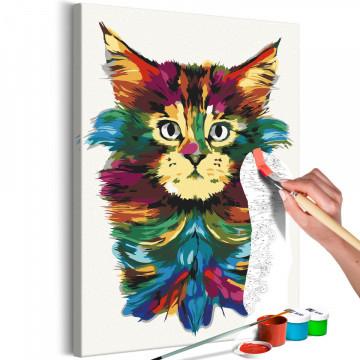 Pictatul pentru recreere - Colourful Mane