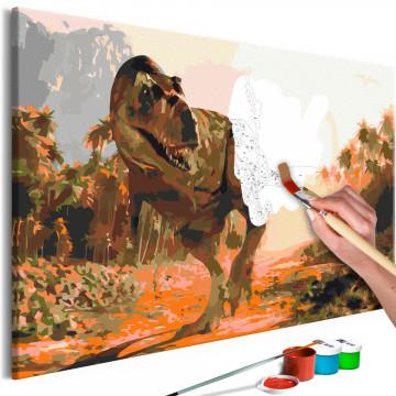 Pictatul pentru recreere - Dangerous Dinosaur