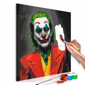 Pictatul pentru recreere - Joker