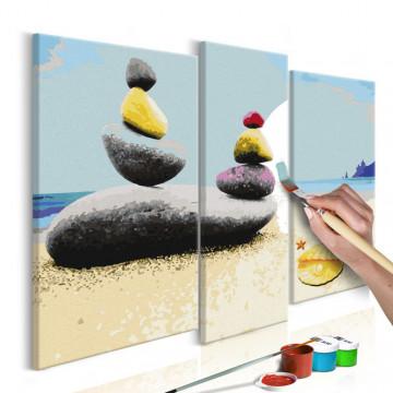 Pictatul pentru recreere - Summer Beach
