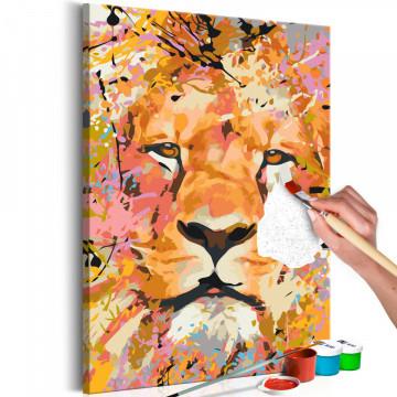 Pictatul pentru recreere - Watchful Lion