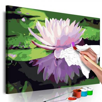 Pictatul pentru recreere - Water Lily