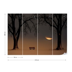 Place Of Silence Photo Wallpaper Mural