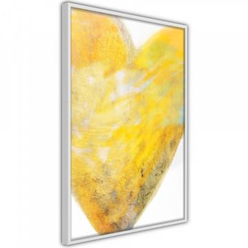 Poster - Amber Heart