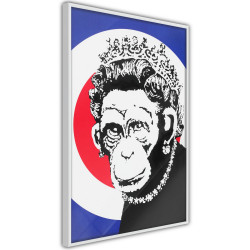 Poster - Banksy: Monkey Queen