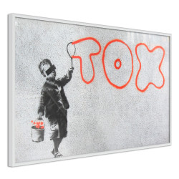 Poster - Banksy: Tox