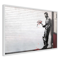 Poster - Banksy: Waiting in Vain