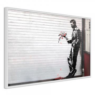 Poster - Banksy: Waiting in Vain