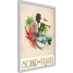 Poster - Exotic Travel