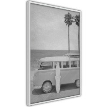 Poster - Hippie Van II